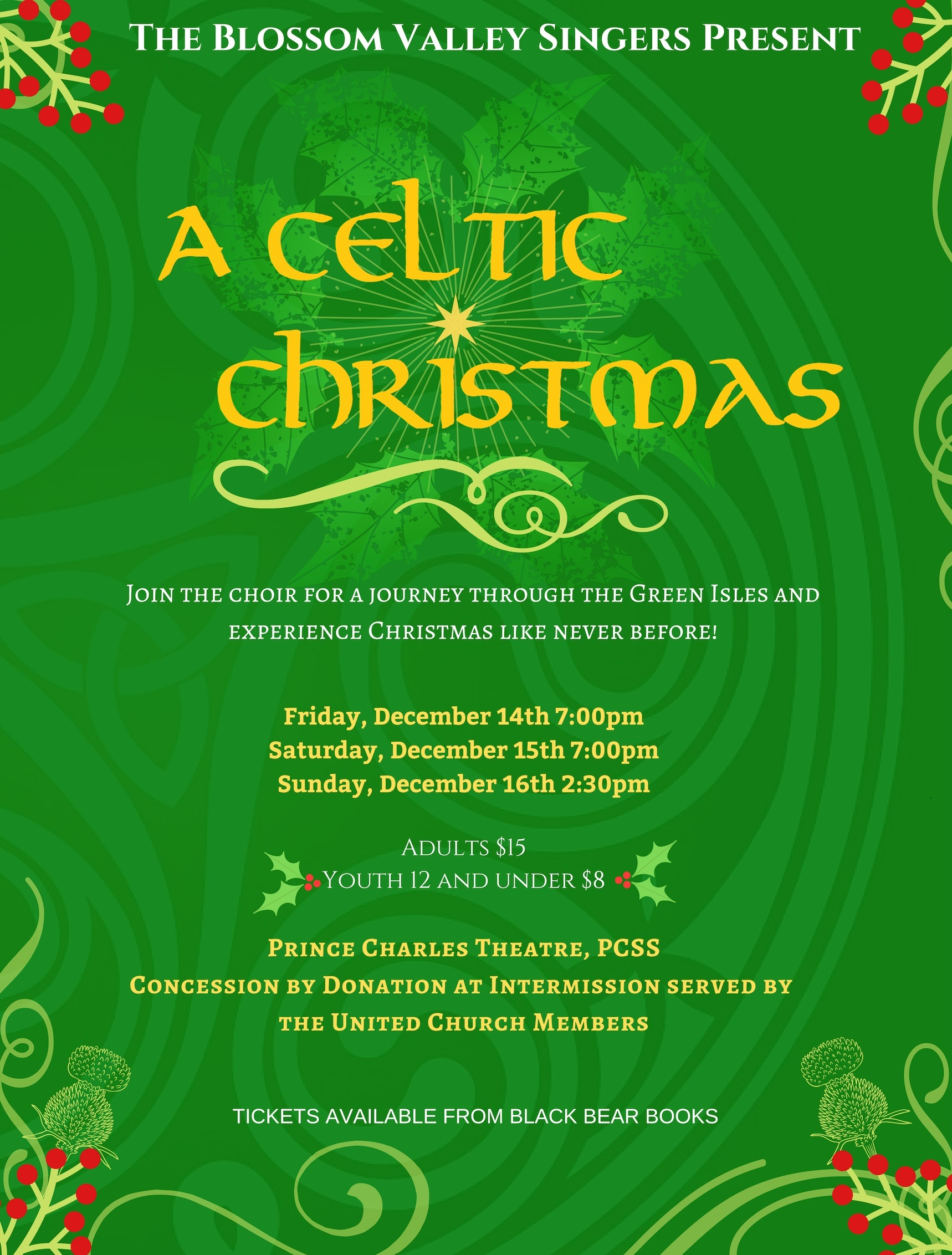 Celtic Christmas.A Celtic Christmas